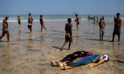 praia de mortes